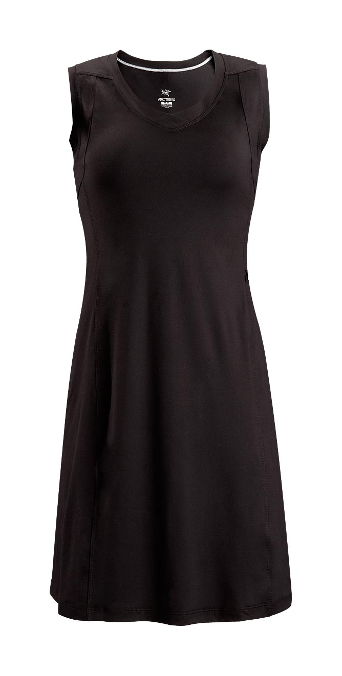 Arcteryx Black Soltera Dress - New