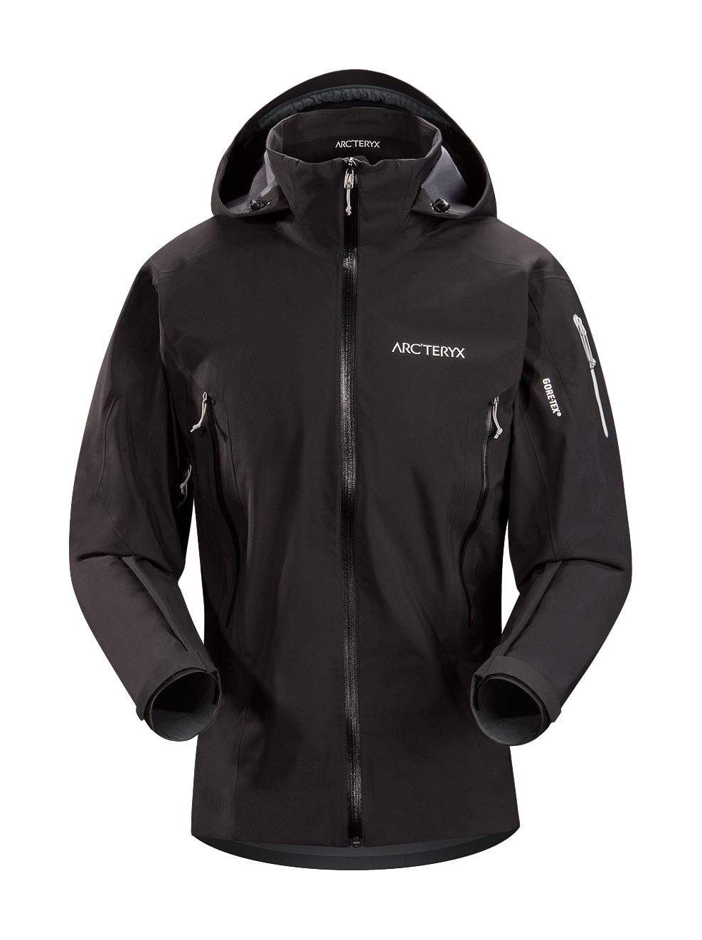 Arcteryx Black Stingray Jacket